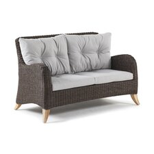 Faro Sofa with Cushions by Domus