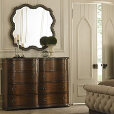 8 Drawer Dresser with Mirror by Liberty Furniture