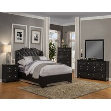 Eva Platform Customizable Bedroom Set by Sandberg Furniture