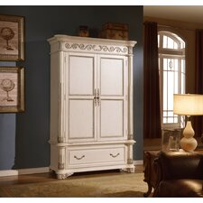Sienna Armoire by Meridian Furniture USA