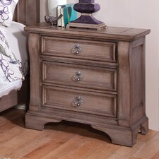 Angèle Weathered Bachelor's Chest by One Allium Way®