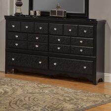Eva 6 Drawer Dresser by Sandberg Furniture