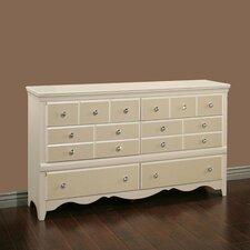 Marilyn 6 Drawer Dresser by Sandberg Furniture