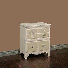 Marilyn 2 Drawer Nightstand by Sandberg Furniture