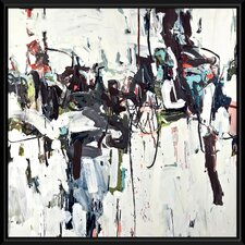 """Stance"" by Lisa Kowalski Painting Print on Laminate Box"