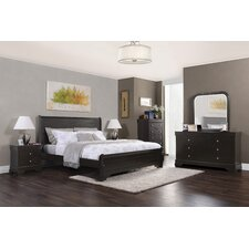 Manhattan Panel Customizable Bedroom Set by Domus Vita Design Price