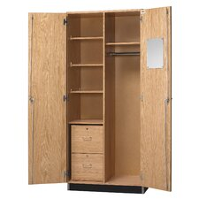 Armoire by Diversified Woodcrafts