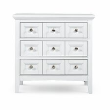 Windham 3 Drawer Nightstand by Beachcrest Home