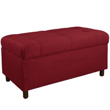 Upholstered Storage Bedroom Bench by Alcott Hill®