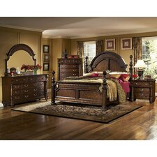 Bainbridge Platform Customizable Bedroom Set by Fairfax Home Collections