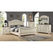 Alexandra Panel Customizable Bedroom Set by Fairfax Home Collections