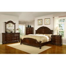 Patterson Sleigh Customizable Bedroom Set by Fairfax Home Collections