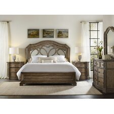 Solana Panel Customizable Bedroom Set by Hooker Furniture