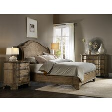 Solana Queen Sleigh Customizable Bedroom Set by Hooker Furniture