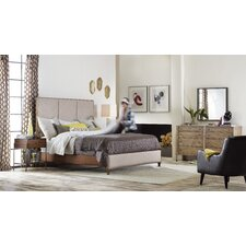 Studio 7H Panel Customizable Bedroom Set by Hooker Furniture