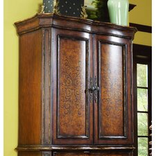 Beladora Armoire Top by Hooker Furniture