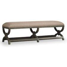 Upholstered Bedroom Bench by Hooker Furniture