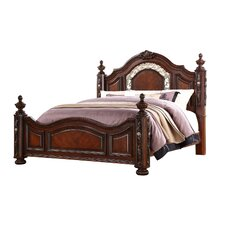 Verona Panel Customizable Bedroom Set by Fairfax Home Collections