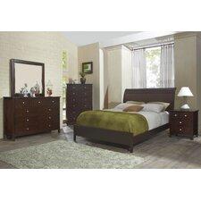 Martin Platform Customizable Bedroom Set by Flair