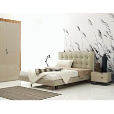 Devitto Queen Platform Customizable Bedroom Set by Argo Furniture