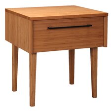 Sienna 1 Drawer Nightstand by Greenington