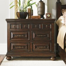 Kilimanjaro Valhalla 6 Drawer Nightstand by Tommy Bahama Home