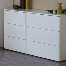 Wesley 3 Drawer Dresser by Parisot