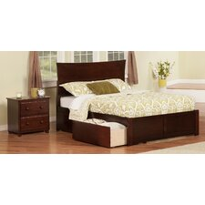 Egon Panel 2 Piece Bedroom Set by Viv + Rae