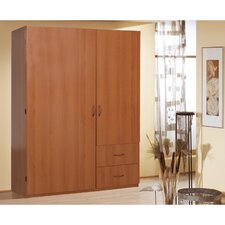 Dewey 3 Door Wardrobe by Wade Logan®