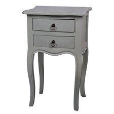 Adelina Nightstand by Antique Revival