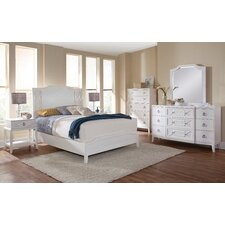 Panel Customizable Bedroom Set by House of Hampton
