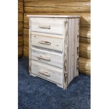 Montana 4 Drawer Chest by Montana Woodworks®