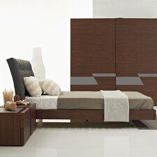Bella Queen Platform Customizable Bedroom Set by Argo Furniture
