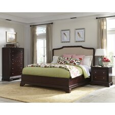 Newport Platform Customizable Bedroom Set by Cresent Furniture
