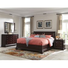 Newport Platform Customizable Bedroom Set by Cresent Furniture Online Cheap