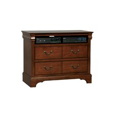 Riegel 4 Drawer Media Dresser by Darby Home Co®
