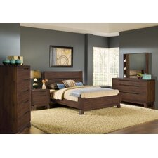Damiani Platform Customizable Bedroom Set by Brayden Studio®