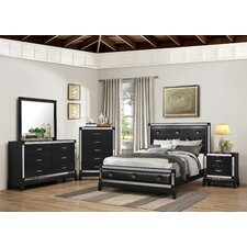 Simmons Casegoods Smethwick Panel Customizable Bedroom Set by House of Hampton Best Reviews