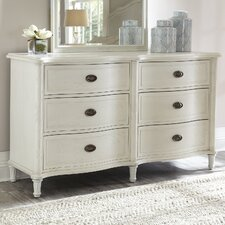 Amity 6 Drawer Dresser by Universal Furniture