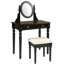Lorraine Vanity with Mirror by Wildon Home ®