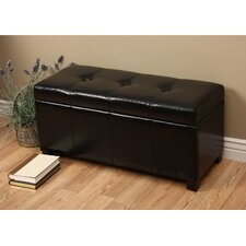 Ariel Upholstered Storage Bedroom Bench by Warehouse of Tiffany