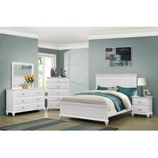 Corinth Panel Customizable Bedroom Set by Simmons Casegoods by Breakwater Bay