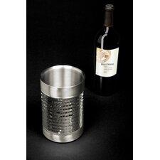 Hammered Wine Cooler/Wine Chiller/Double Walled Wine Bucket