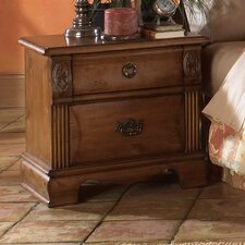 Bella 2 Drawer Nightstand by Picket House Furnishings
