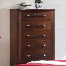 Americano 5 Drawer Standard Chest by Picket House Furnishings