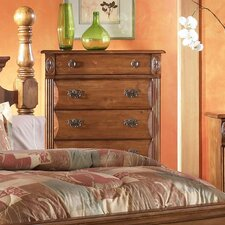 Bella 5 Drawer Chest by Picket House Furnishings