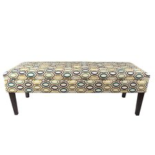 Coll Vera Upholstered Bedroom Bench by Sole Designs