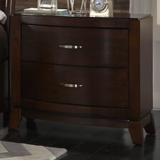 Loveryk 2 Drawer Nightstand by Darby Home Co®