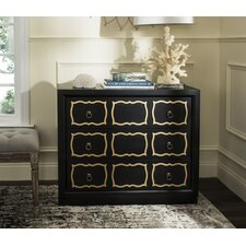 Akia 3 Drawer Chest by House of Hampton