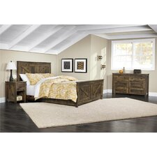 Gilby Queen Panel Customizable Bedroom Set by August Grove® On sale